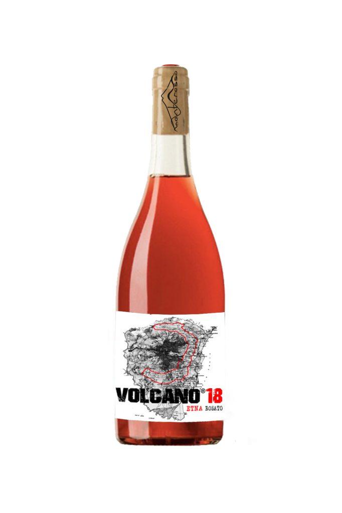 Volcano Rosato 18