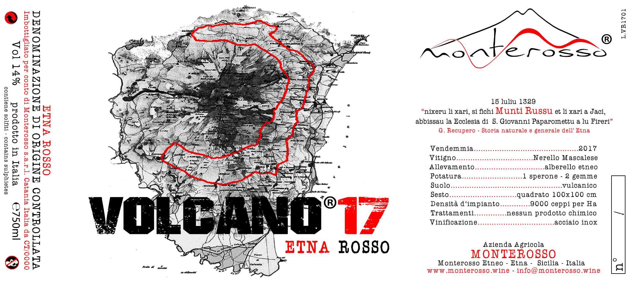 Volcano Rosso 17